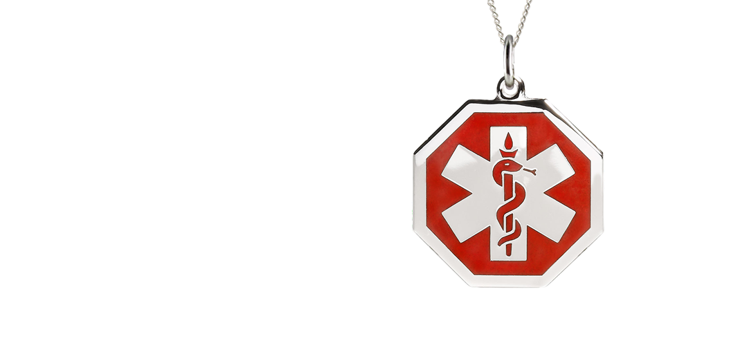 Medical ID Necklaces