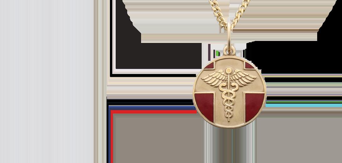 Gold-Filled Medical IDs