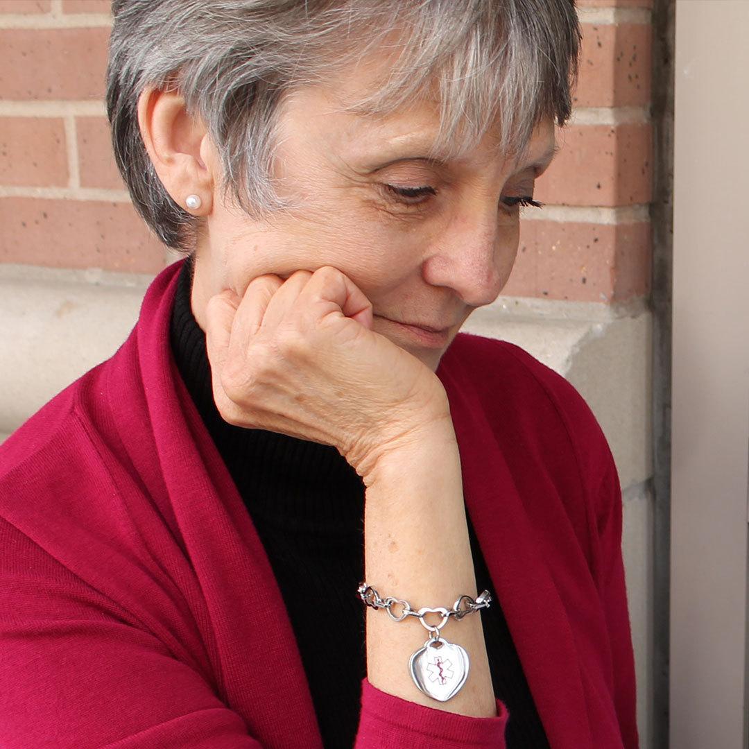medical alert bracelet for seniors